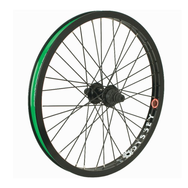 Odyssey Q1 Cassette Rear Wheel black