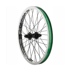 Odyssey Q1 Cassette Rear Wheel chrome