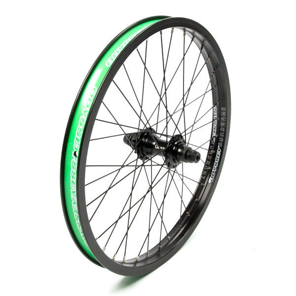 Odyssey Q2 Cassette Rear Wheel black