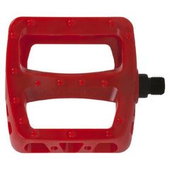 Odyssey Twisted PC Pedals red BMX Pedal