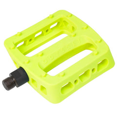 Odyssey Twisted Pro Pedals fluorescent flo yellow