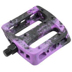 Odyssey Twisted Pro Pedals black purple swirl BMX Pedal