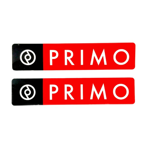 Primo Box Logo Sticker Pack BMX Stickers
