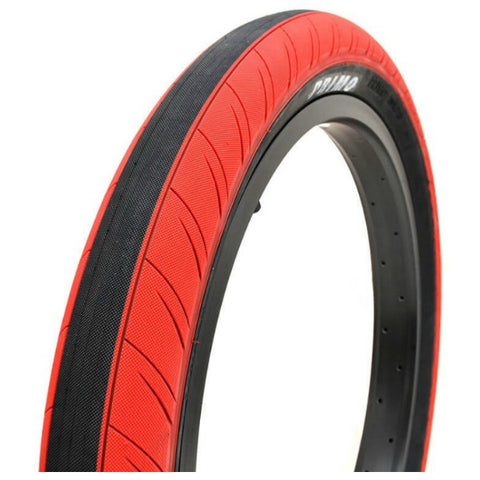 Primo Churchill Tires red black