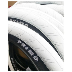 Primo Churchill Tires white