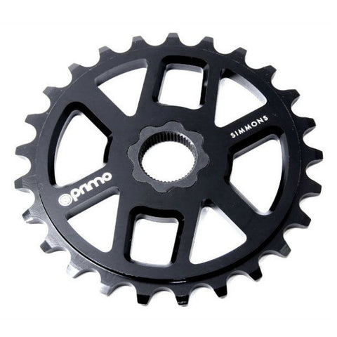 Primo Simmons Spline Drive Sprocket