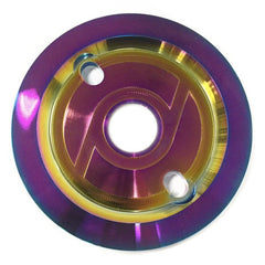Primo Solid Guard Sprocket oil slick