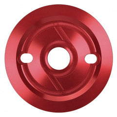 Primo Solid Guard Sprocket red