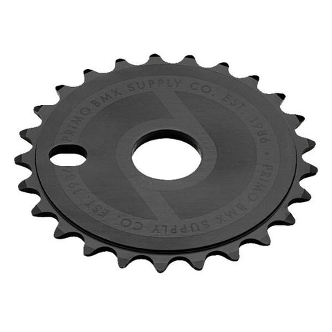 Primo Solid Sprocket black