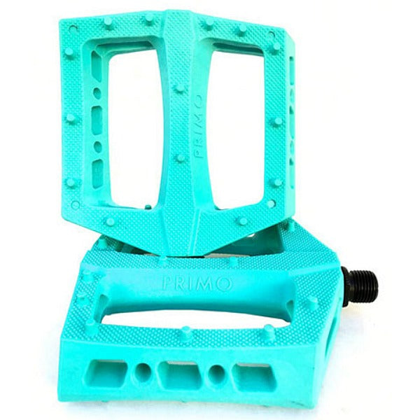 Primo Turbo Pedals teal tiffany blue