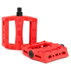 Rent Shred Pedals red