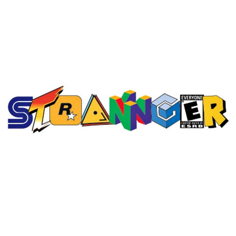Stranger RPG Sticker