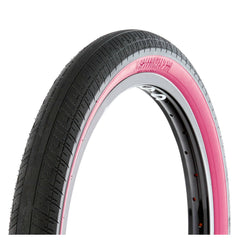 S&M Speedball Tire pink wall BMX Tires