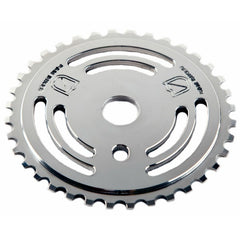 S&M Drain Man Sprocket polished BMX