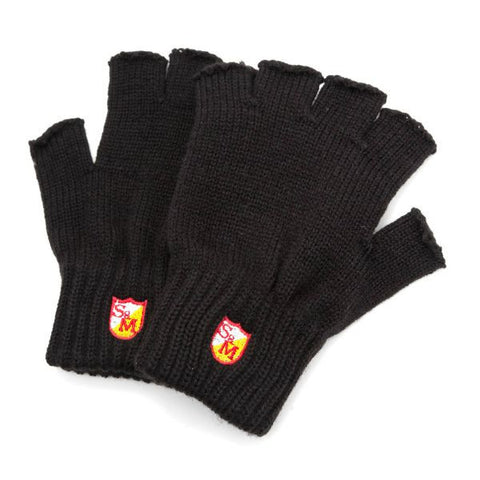 S&M Grapple Half Finger Gloves