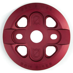 S&M X-Man Guard Sprocket red BMX