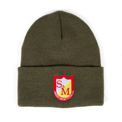 S&M BMX Shield Beanie black
