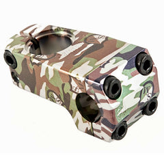 S&M Shredneck Stem camo wrap