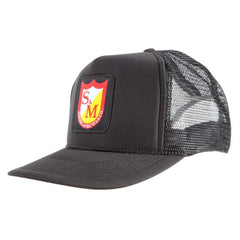 S&M Trucker Hat black