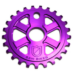 S&M X Man Sprocket purple
