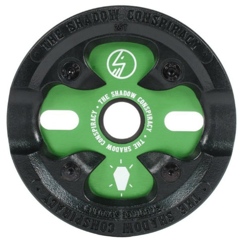 Shadow Conspiracy Sabotage Sprocket phantom green