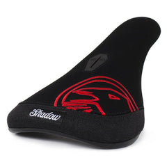 The Shadow Conspiracy Crow Seat Slim red BMX Seat