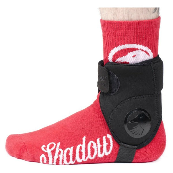 Shadow Super Slim Ankle Guards BMX