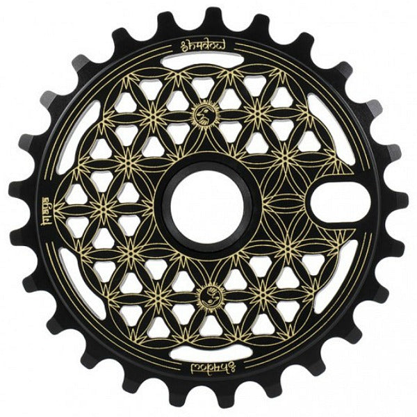 Shadow Conspiracy Maya Sprocket black BMX