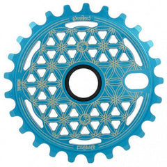 Shadow Maya Sprocket polar pop Blue BMX