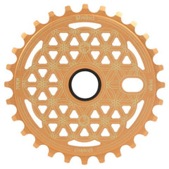 Shadow Conspiracy Maya Sprocket matte copper BMX