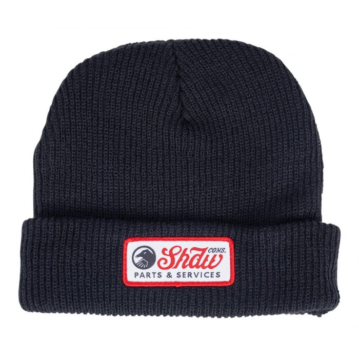 Shadow Mechanic Beanie black BMX