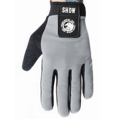 Shadow Conspiracy SHDW Gloves grey BMX