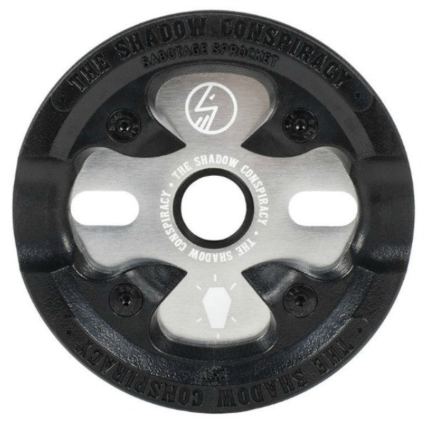 Shadow Sabotage Guard Sprocket polished