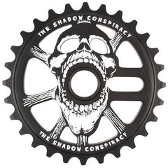 Shadow Scream Sprocket black