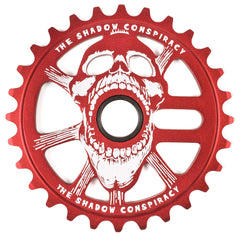 Shadow Scream Sprocket red