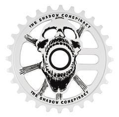 Shadow Scream Sprocket white
