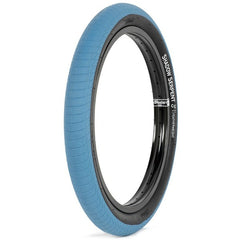 Shadow Conspiracy Serpent Tire polar pop blue BMX