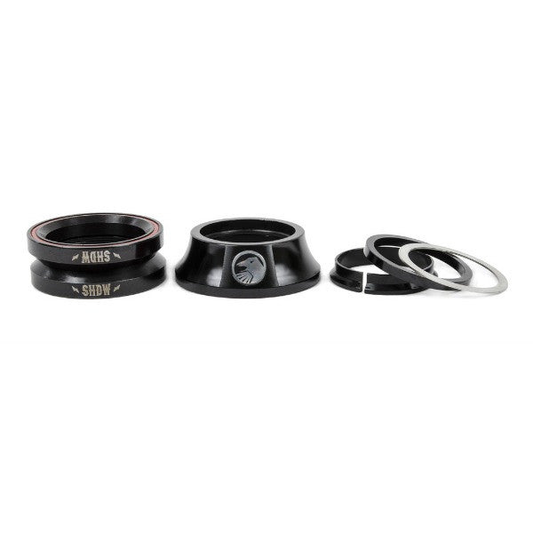 Shadow Stacked Headset black The Shadow Conspiracy
