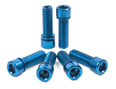 Shadow Conspiracy Hollow Stem Bolts blue