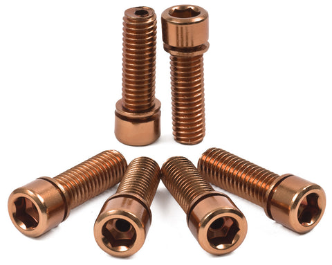 Shadow Conspiracy Hollow Stem Bolts copper