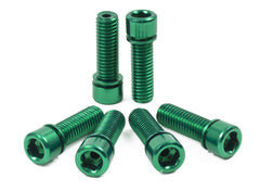 Shadow Conspiracy Hollow Stem Bolts green