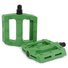 Shadow Surface Pedals green BMX