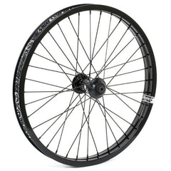 Shadow Symbol Front Wheel BMX