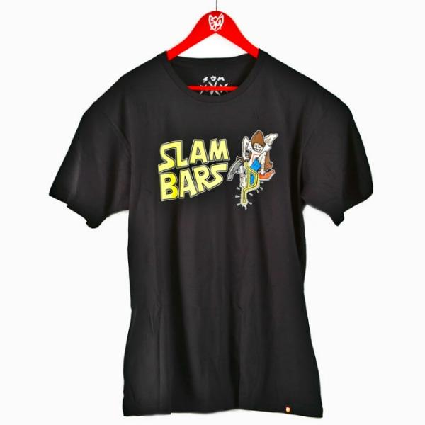 S&M Slam Bar Shirt BMX Tee