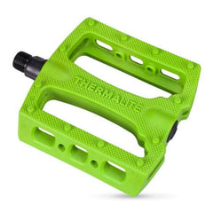 Stolen Thermalite Pedals gang green