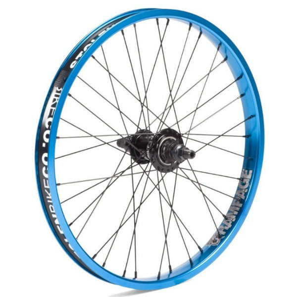 Stolen Rampage Freecoaster Wheel blue