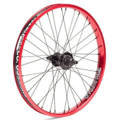 Stolen Rampage Freecoaster Wheel red