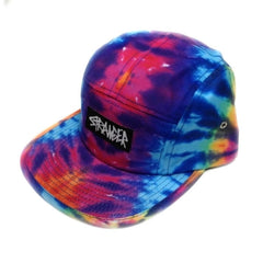 Stranger Further Hat tie dye