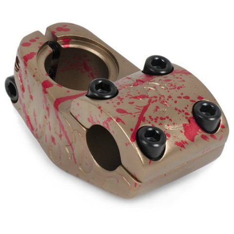 Subrosa Rose Upload Stem blood splatter BMX