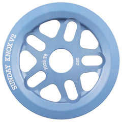 Sunday Knox V2 Sprocket frost blue BMX Sprockets